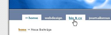 CSS Navigation Showcase: alvit.de/vf/de/
